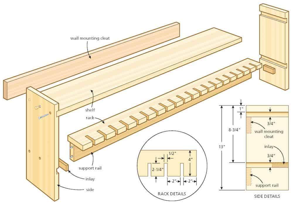 clamp rack illo
