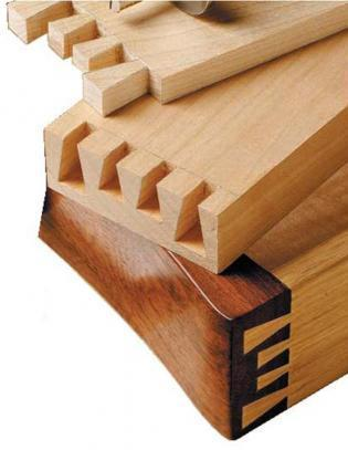 Lapped Dovetails