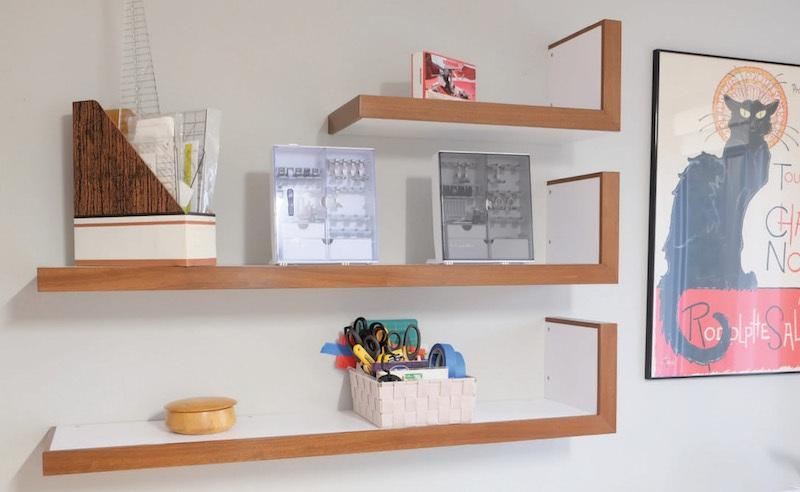 Torsion Box Shelves