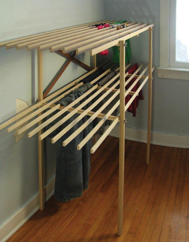 laundry drying rack