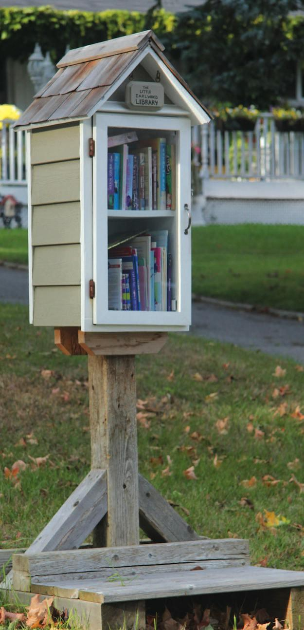 Open a Little Library at your Home