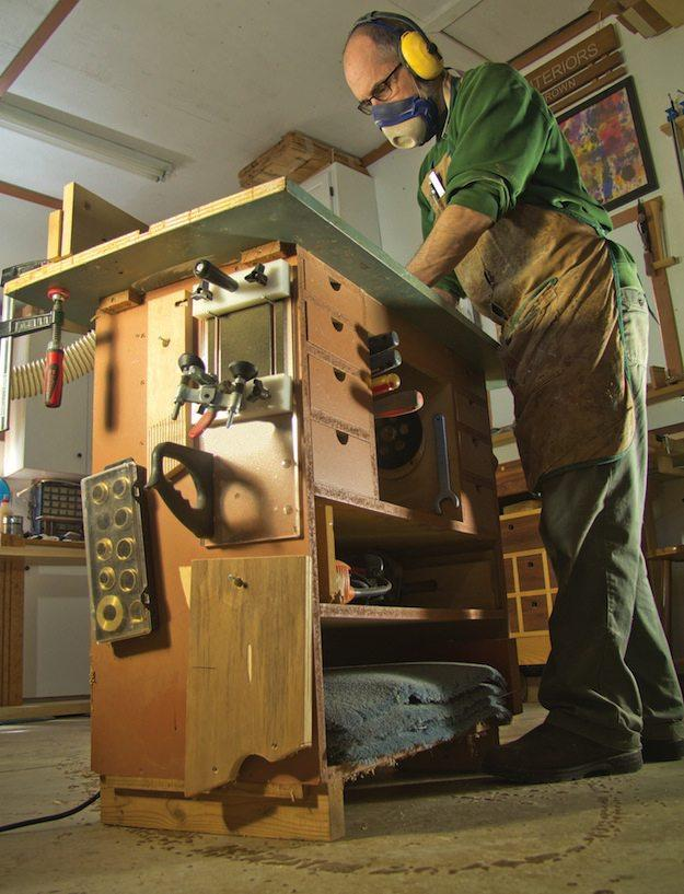 The Ultimate Router Table Revisited