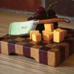 Chessboard Cheeseboard