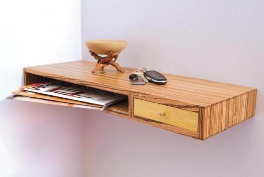 levitating shelf