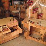 Rolling Shop Storage