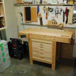 Pint-Sized Workbench