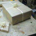 unique present wrap