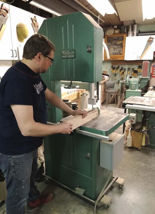 restoring used machinery