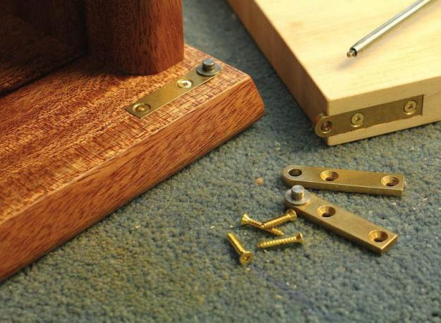 Installing Straight Knife Hinges