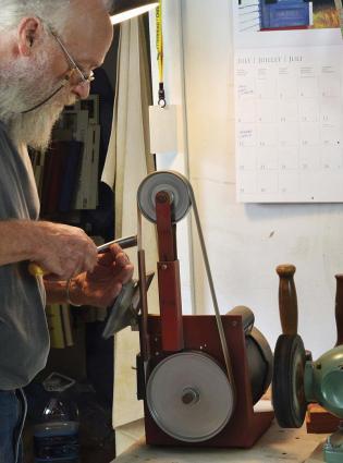 Sharpening Sharpening Carving GougesCarving Gouges