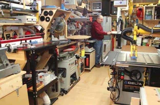 One-Car Garage Dream Shop
