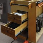 rolling clamp storage