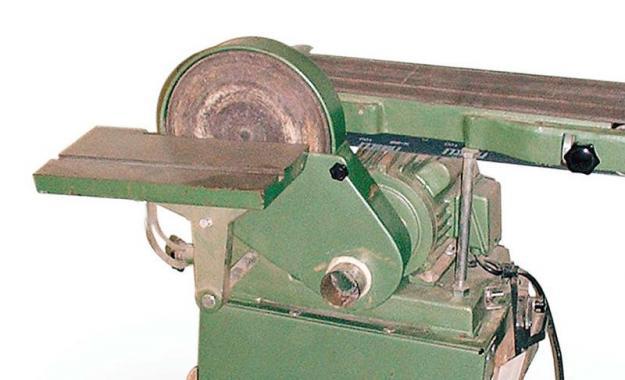 belt/disc sander