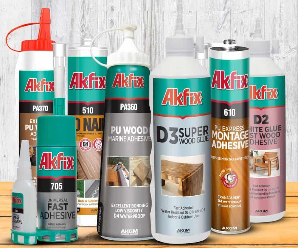 Akfix adhesives