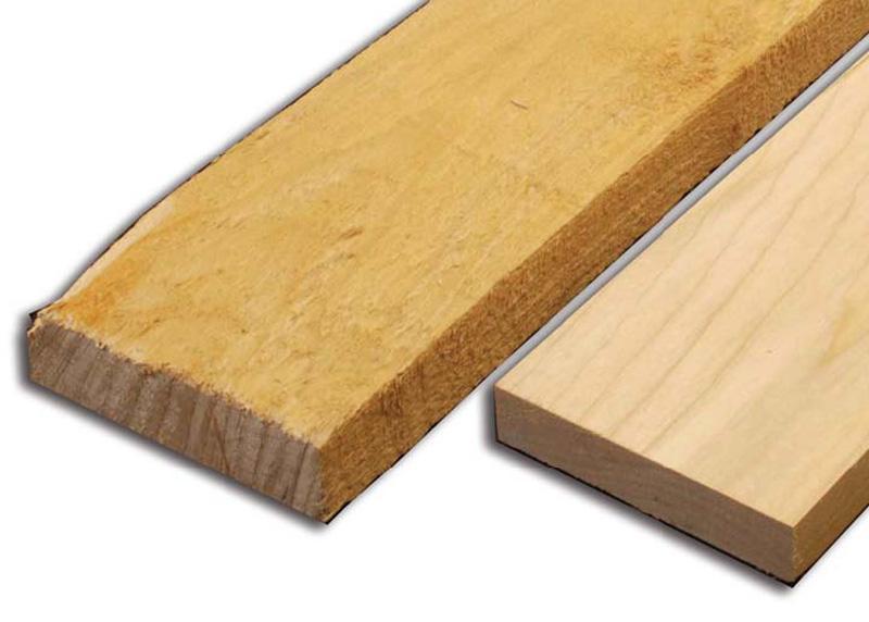 warped boards