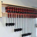Clamp rack