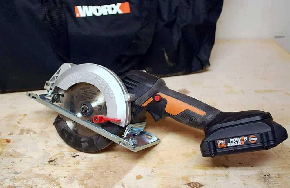 Worxsaw Cordless Compact Circular Saw
