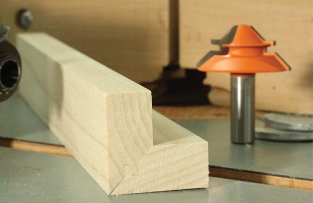 lock mitre joint