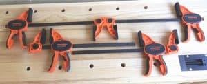 Jorgensen clamps
