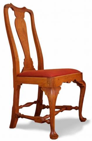 Build a Queen Anne side chair