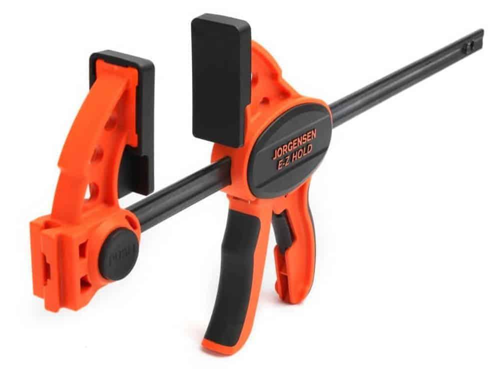Jorgensen E-Z HOLD expandable bar clamp