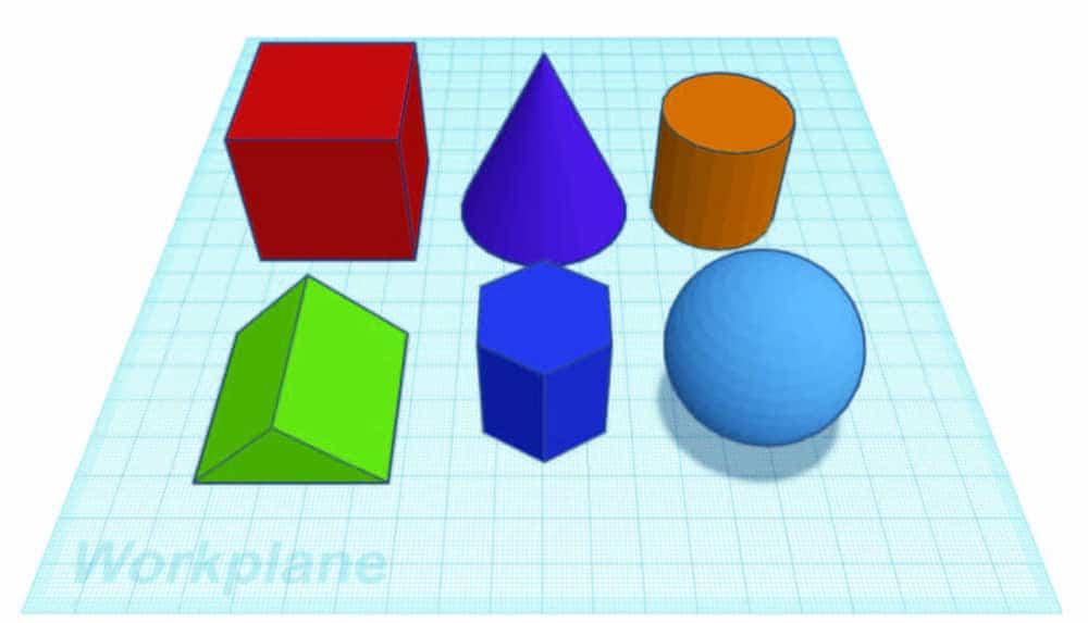 Basic CAD geometry