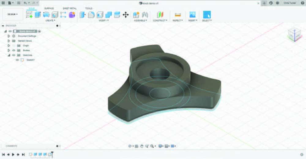 Application of 3D Characteristics