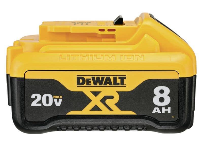 DEWALT to discontinue 18V NiCad battery