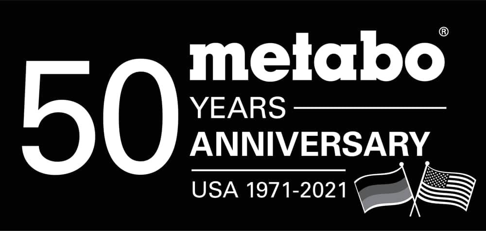 Metabo USA 50th anniversary